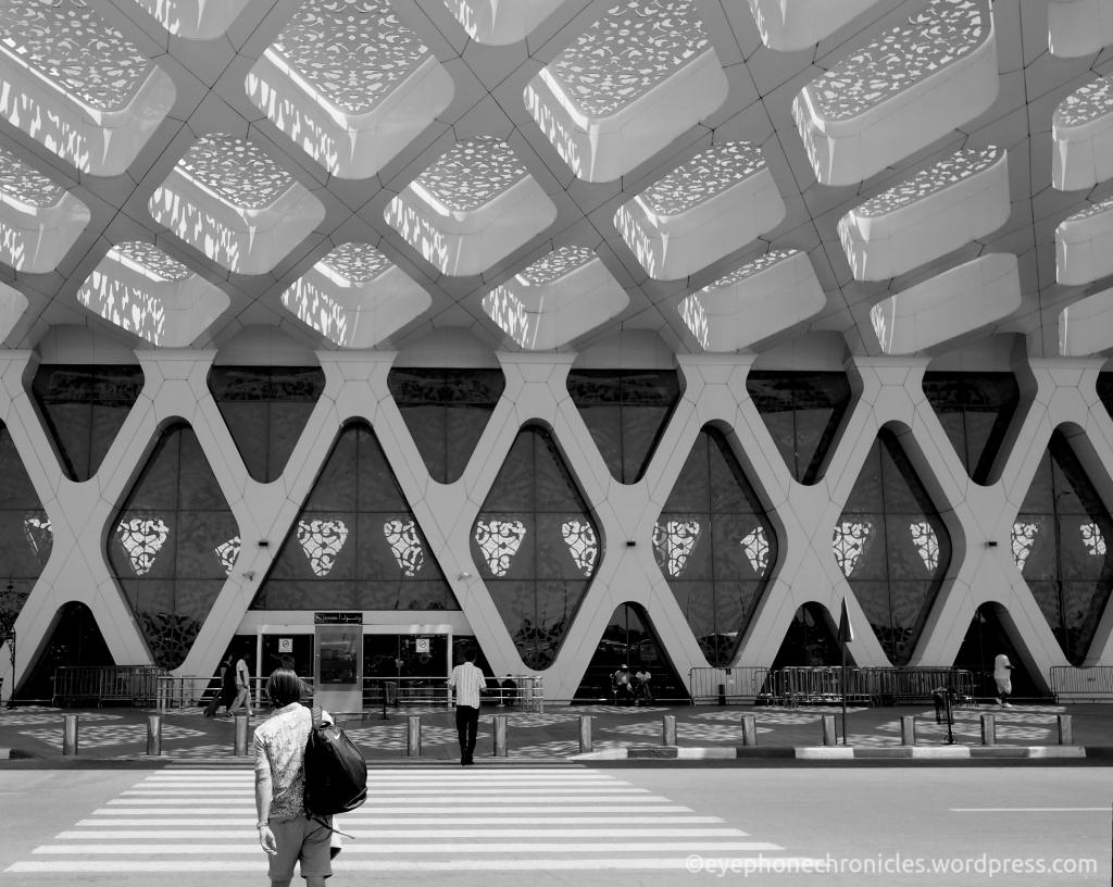 Marrakech Menara airport (3)