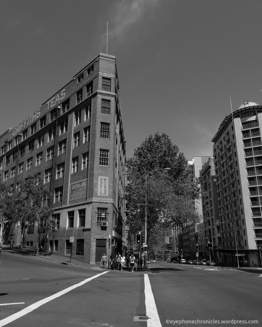 Griffiths Teas Building