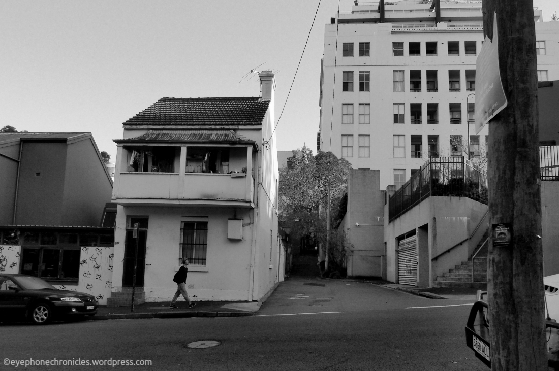 Somewhere in Surry Hills